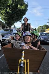 Finch-fiets unveiling at Velo Cult-24 (BikePortland.org) Tags: cargobikes metrofiets emilyfinch finchfiets