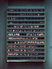 office window grungy res (Philippe Put) Tags: building window sex architecture office singapore kissing couple voyeur embrace