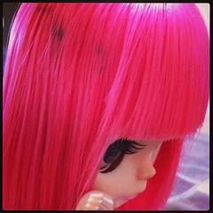 111/365 - Sookie: -ain tô mofando? Meu cabelo manchado!?