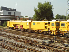 DR73117 Derby 160713 (Dan86401) Tags: dr infrastructure dts nr derby otp engineers liner tamper drt departmental networkrail ontrackplant plassertheurer trackmachine 73117 dynamictrackstabiliser 093x dr73117