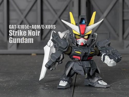Strike Noir Gundam