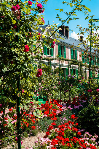 "In Claude Monet's garden, Giverny, France • <a style=""font-size:0.8em;"" href=""http://www.flickr.com/photos/72423171@N00/14818658752/"" target=""_blank"">View on Flickr</a>"