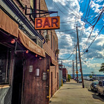 Sunny's Bar in Red Hook, Brooklyn
