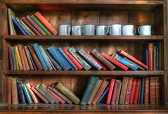 Tyneham School Bookcase (Allbirch) Tags: school education books dorset learning restored restoration tyneham