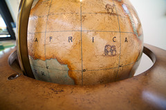 Africa Up Close (giantmike) Tags: globe map epicsystemscorporation rokinon14mm