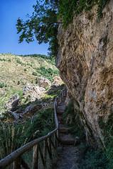 Sentiero di uscita - Cascata del Catafurco (nunziosantisi) Tags: nature water natura sicily sentiero sicilia cascate galati nebrodi mamertino catafurco