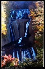 nEO_IMG__MG_4552 (c0466art) Tags: trip travel autumn trees light sunlight mountain fall beautiful japan creek canon landscape scenery colorful tour place bright popular 2013  1dx c0466art