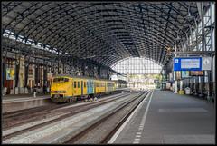 27-08-2014, Haarlem, NSR 955 (Koen langs de baan) Tags: old haarlem vintage ns plan trains 64 mat v nsr apekop mat64