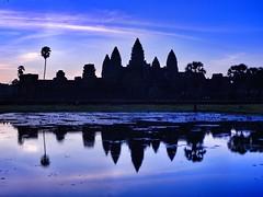 Sunrise at Angkor Wat - 022