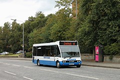 Stuarts of Carluke - MX06 ACF (MSE062) Tags: bus manchester scotland rust sale glasgow solo single mckinney acf decker airdrie stuarts carluke monklands optare mx06 mx06acf