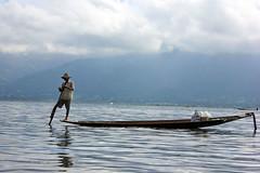 Pescando-Lago-Inle-Myanmar (vietnamitasenmadrid) Tags: rio lago pagoda myanmar inle aguadulce birmania