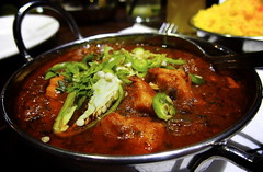 Balti (lkeogan89) Tags: food restaurant indian curry delicious khan balti khans shere