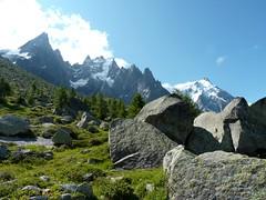 Aiguilles de Blaitire, du Plan et du Midi (Matrok) Tags: mountain mountains alps montagne alpes landscape savoie paysage chamonix alpi savoy montagnes hautesavoie savoia chamonixmontblanc aiguillesdechamonix massifdumontblanc
