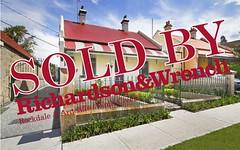 6 Webbs Avenue, Ashfield NSW