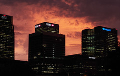 IMGP2422 (mattbuck4950) Tags: sunset england london europe unitedkingdom july 2014 hsbctower 1churchillplace citigroupcentre londonboroughoftowerhamlets 25churchillplace lenssigma18250mm camerapentaxk50