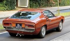 Alfa Romeo Montreal 1972 (XBXG) Tags: auto old italy holland classic netherlands car vintage italian automobile italia montreal nederland voiture alfa romeo 1972 alfaromeo paysbas coupe italie v8 coup ancienne bertone overveen italienne al6913