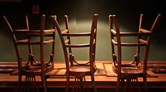 cameraphone usa newyork buffalo closed blackberry chairs... (Photo: JeffStewartPhotos on Flickr)
