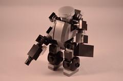 St. Chub Urban Cammo (Ddke) Tags: st mobile lego chub frame zero mech microscale
