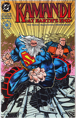 Kamandi Earth's End No 5 (Trevor Durritt) Tags: comic ebay cover kamandi