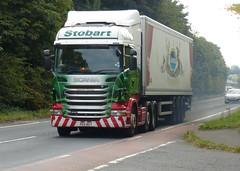 H5895 - PE11 RGY (Cammies Transport Photography) Tags: truck florence lorry catherine eddie scania esl lockerbie stobart cravendale r440 b7076 h5895 pe11rgy