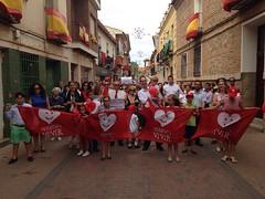 21.9.2014 #MarchaVida en Consuegra, Toledo (HazteOir.org) Tags: espaa ho provida dav inocentes aborto sialavida noalaborto derechoavivir hazteoirorg abortocero vmarchaporlavida