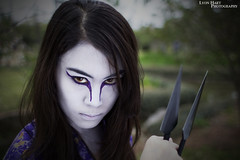 Orochimaru - Naruto (Genderbend) (Lyon Hart Photography) Tags: anime cosplay cosplayer naruto orochimaru genderbend rule63