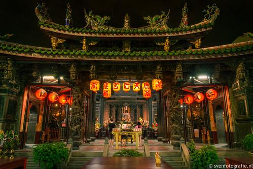 Matsu Temple Lukang