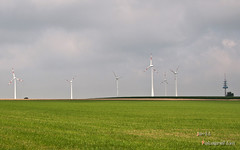 Schppingener Berg (joli_2009) Tags: mnsterland windkraft windenergie schppingen erneuerbareenergie windkraftrder