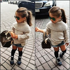 baby fashion (adna evol) Tags: life baby girl fashion bag happy louis glamour shoes pretty sweet cut girly style trendy luxury vuitton stylish