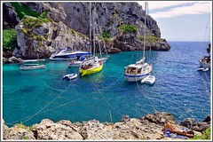 Cales Coves (Cervusvir) Tags: espaa spain insel isla menorca spanien baleares mittelmeer sea mediterranean mare mediterraneo cales coves