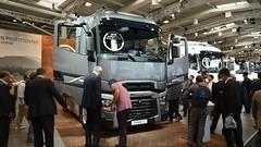 IAA Hannover 2014 - Renault Range T High Sleeper (BonsaiTruck) Tags: high hannover renault camion trucks range sleeper iaa lorries lkw nutzfahrzeuge