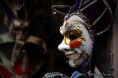 Masquerade... (Mario Pellerito) Tags: canon eos mask masquerade taormina carnevale venezia maschera 18135 60d