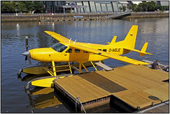 (Gerry McL) Tags: clyde glasgow amphibian games bbc caravan loch lomond commonwealth cessna seaplanes 2014 c208