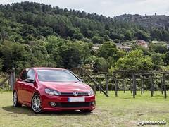 La Buzaca-4 (Gon Cancela) Tags: car vw golf volkswagen galicia coche bbs tsi pazo mkvi mk6 moraña buzaca
