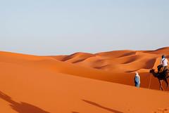 DSC_0142 (catie`) Tags: africa red sun sahara trek sand desert camel morocco berber nomad heatshadow