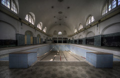 In at the deep end (andre govia.) Tags: abandoned pool swimming dead demo photography decay down creepy urbanexploration derelict decayed decaying urbex abandonedhospital andregovia