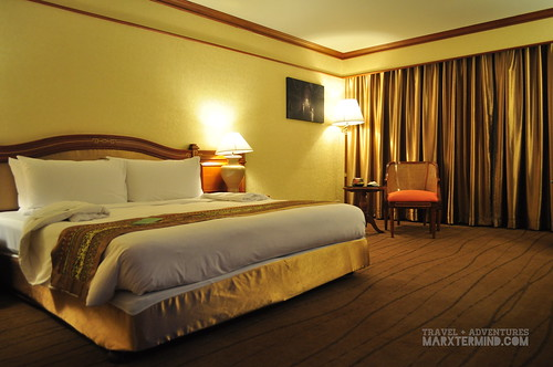 Superior River View Room Holiday Inn Chiang Mai 02