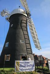 Holgate Windmill, September 2014 (2)