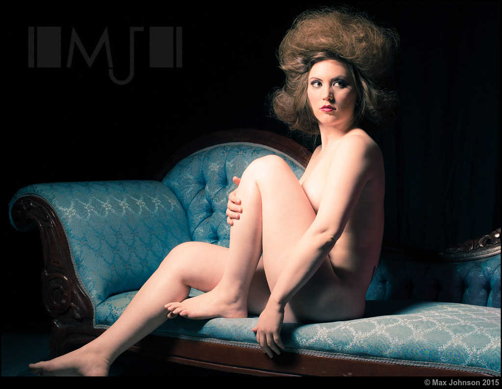 These two bouffant hair styles nude photos