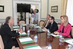 Reunião com a União das Mutualidades Portuguesas