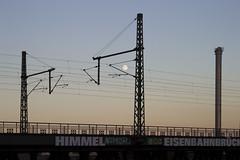Himmel (full moon Hamburg)