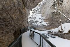Johnston Canyon (mastermaq) Tags: vacation holidays alberta johnstoncanyon