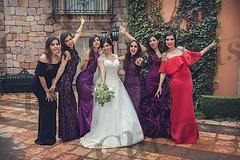 Mayra y Rogelio festejan su boda durante 3 días