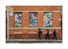 Icons of Manchester I (andyrousephotography) Tags: manchester afflecks palace buildings architecture tibstreet streetart mosaic tiles icons culture economic sports andyrouse canon eos 5d mkiii