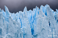 Daggers (www.jamesbrew.com) (James Brew (www.jamesbrew.com)) Tags: patagonia south america argentina perito moreno glacier ice mountains landscape