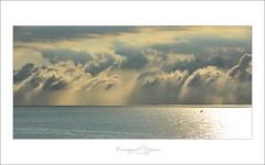 Sunny Clouds (Emmanuel DEPARIS) Tags: sea mer de seaside nikon ship boulogne du bateaux sur nuage pas channel emmanuel calais manche nord voilier d800 deparis