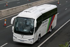 YN14NPJ  Able Coaches, London (highlandreiver) Tags: bus london coach holidays cumbria carlisle vacations m6 coaches insight able daf irizar i6 wreay yn14npj