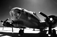 B-17 @ March Field, Riverside, CA (John Carrillo) Tags: field march flying b17 fortress