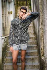 Lucas Loureno (JessyFreitas) Tags: boy man guy fashion rio studio de office shoot janeiro im models moda style maquiagem modelo lucas boa da vista estilo 40 alto estdio graus loureno produo