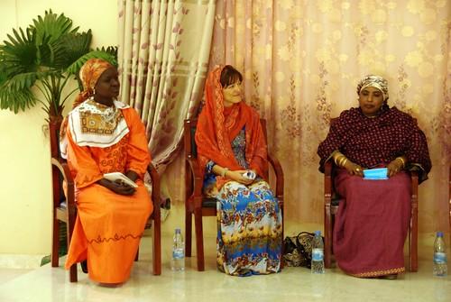 UN Women programme launch in Hargeysa, March 2014